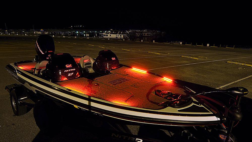 & Night Blaster Deck Lighting LED System - Custom Boats Unlimited